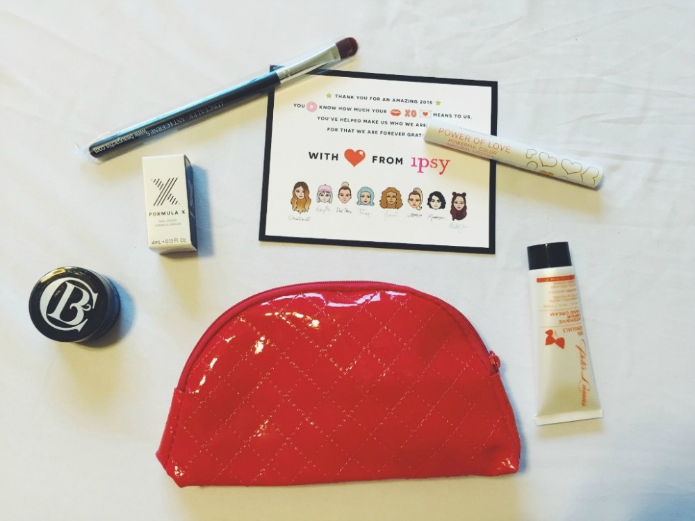 AS Blog - Dec Ipsy Bag