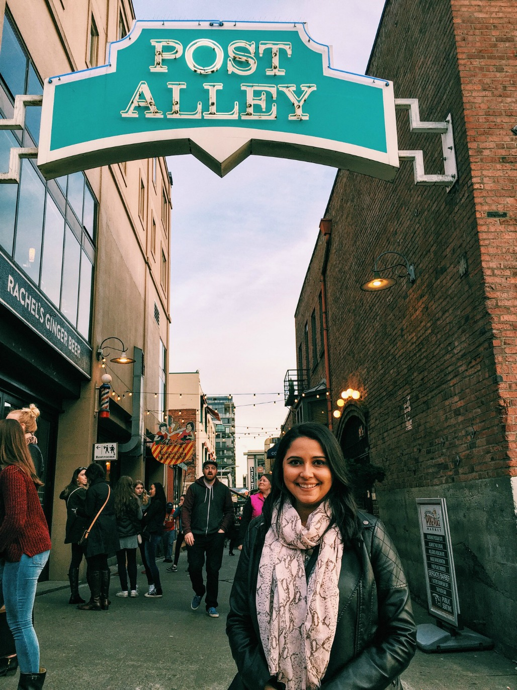 Post Alley. Seattle, WA by AS Blog