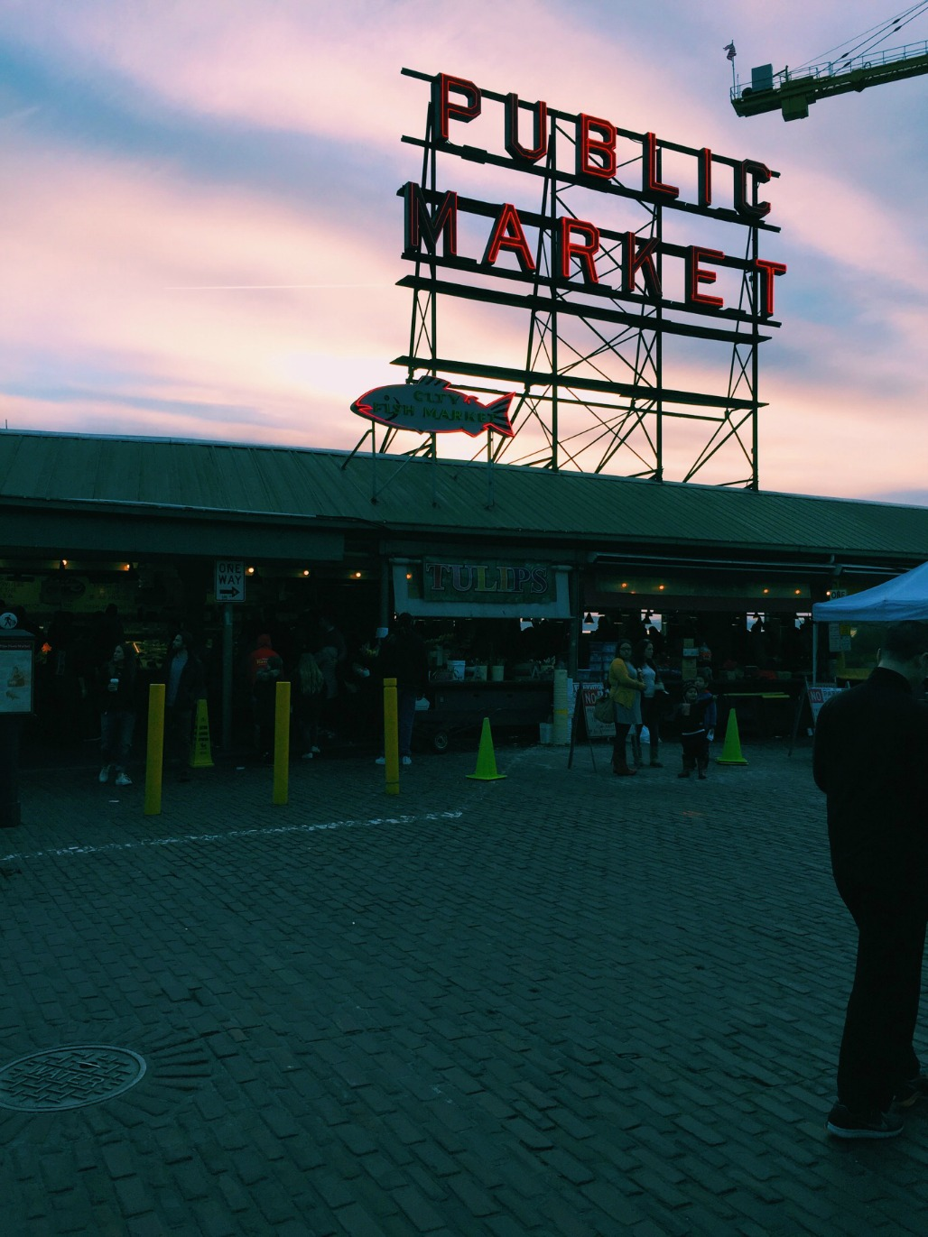 Pike Place Market by AS Blog