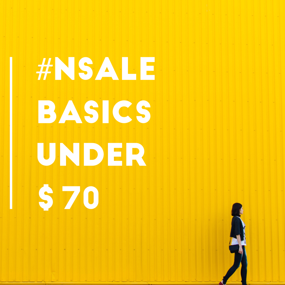 #NSale by AS Blog