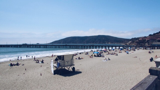 Avila Beach by AS Blog
