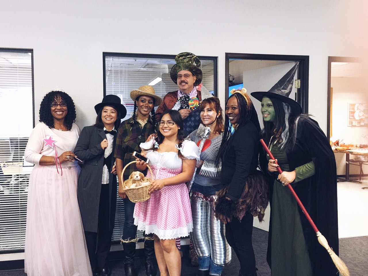 Halloween at work by AS Blog 2016