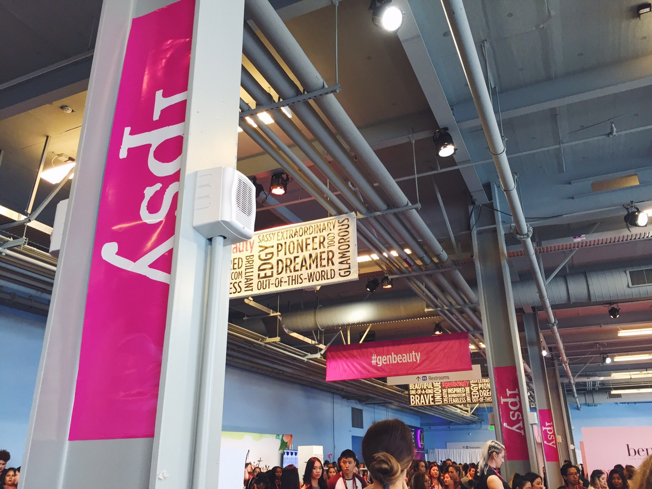GenBeauty 2016 @SF by AS Blog