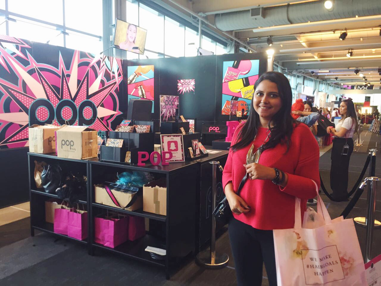GenBeauty 2016 @SF by AS Blog - Pop Booth