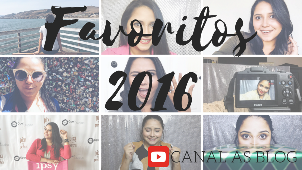 Favoritos de 2016 AS Blog