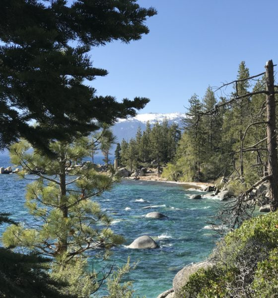 Lake Tahoe on Spring