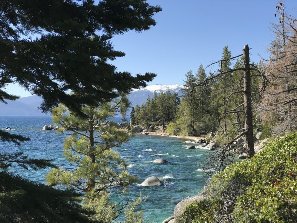 Primavera em Lake Tahoe - AS Blog